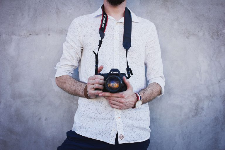 De trouwfotograaf