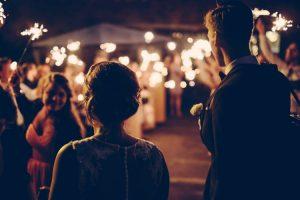 de huwelijksnacht
